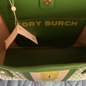 Tory Burch Gemini Link Canvas Tote